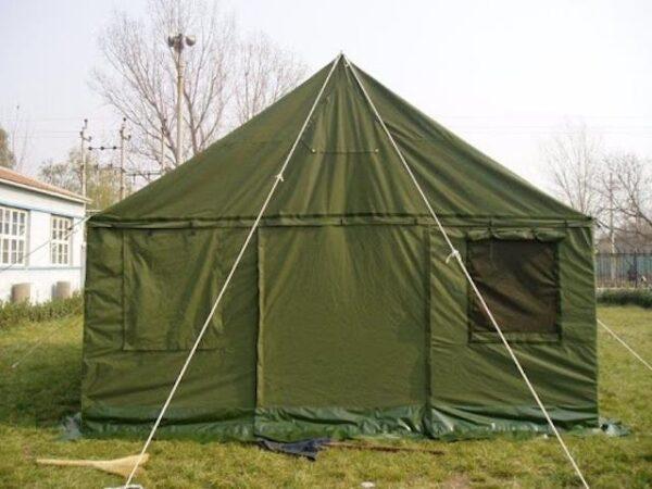 nhà bạt quân đội