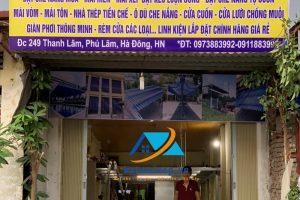 Xưởng may bạt Nguyễn Du – Nhận may bạt gia công theo yêu cầu tại Hà Nội