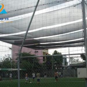 Lưới che nắng sân bóng đá