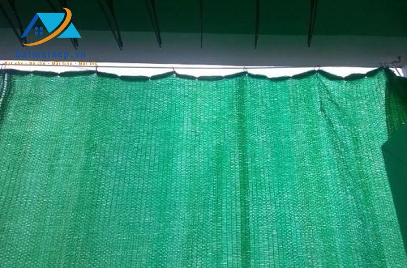 Lưới che nắng cho sân thượng, chống nắng nóng
