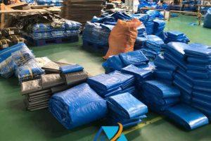 Tổng kho bạt Nguyễn Du phân phối bạt che nắng mưa chính hãng, giá rẻ