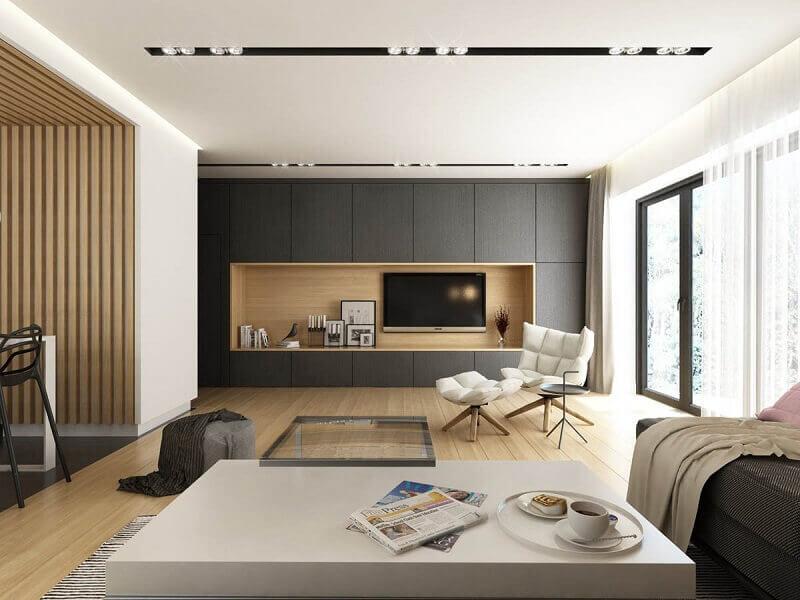 Những thành phần cơ bản trong thiết kế nội thất